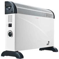 Provence Outillage - Radiateur électrique 2000w+thermostat