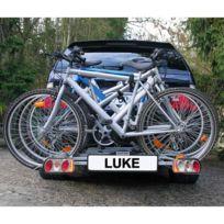 Porte-vélos 4 vélos plateforme basculante Luke d