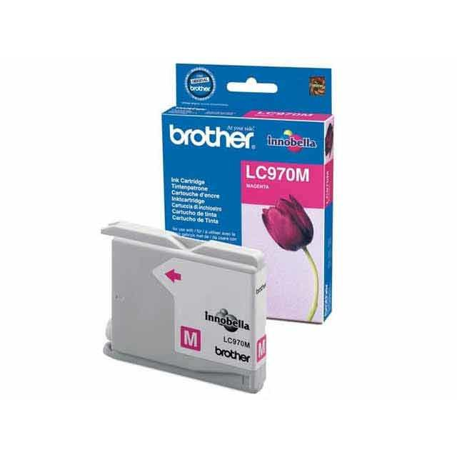 BROTHER LC970M - Cartouche d'encre Magenta