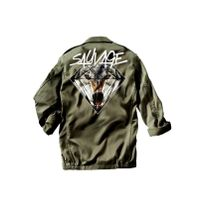 Magic custom - Sauvage - Veste militaire Wolf
