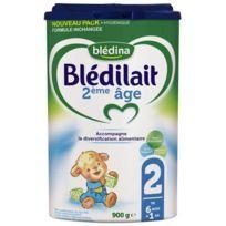 Bledilait - Lait en poudre - 2eme Age - 900g