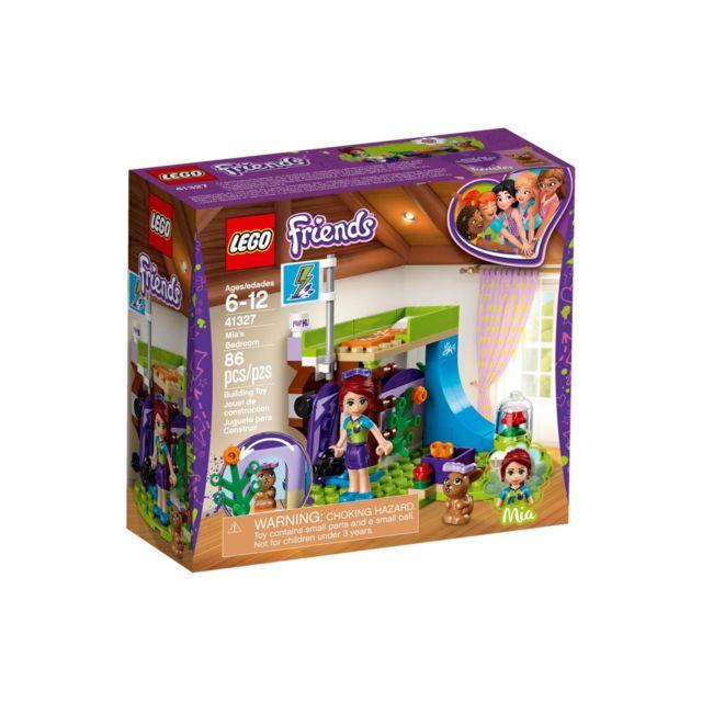 Lego - Friends - La chambre de Mia - 41327