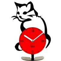 HORLOGE HORA - Horloge à poser Look@Cat