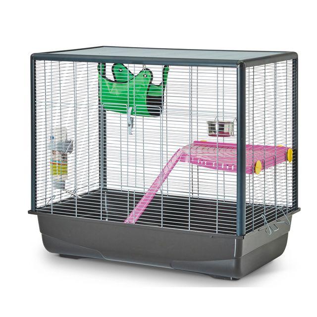 Marque Generique Cage rat Zeno 2