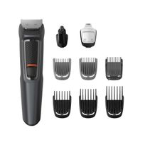 PHILIPS - Tondeuse Multigroom series 3000 - MG3757/15 - Noir