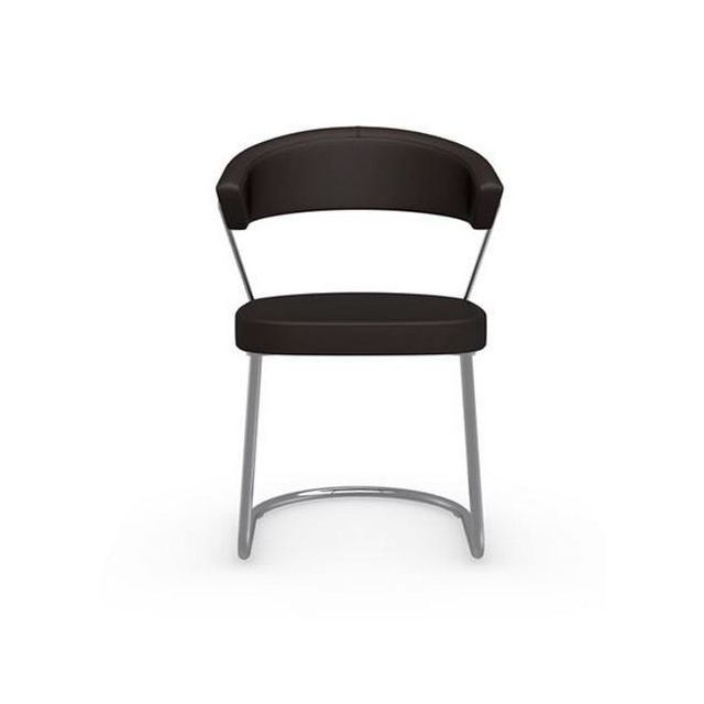 Chaise design acier for Chaise york
