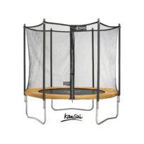 Kangui - Trampoline Funni Pop 300 + filet - 3 pieds