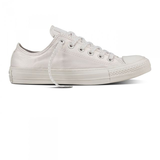 7667d81144ca Converse - Chaussures All Star Brush Shield Lo Pale Putty W h17 - pas cher  Achat   Vente Baskets femme - RueDuCommerce