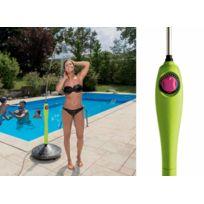GF - Douche solaire pour piscine Sunny Style - Vert
