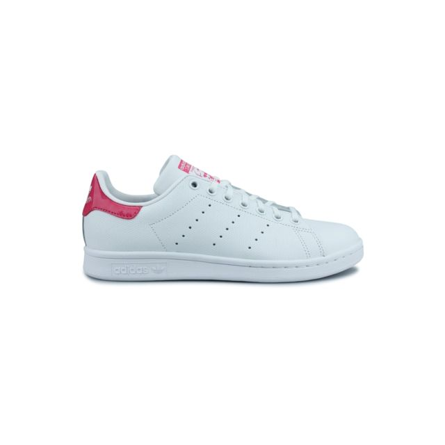 Adidas originals - Stan Smith Junior Blanc Db1207 36 2/3 - pas cher Achat / Vente Baskets enfant - RueDuCommerce