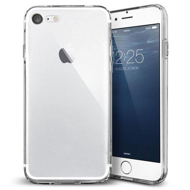 coque iphone 7 plus souple fine silicone