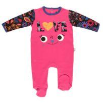 fb6a1a2f280a9 Petit Beguin - Pyjama bébé Natéo - Taille - 36 mois Ecru - pas cher ...