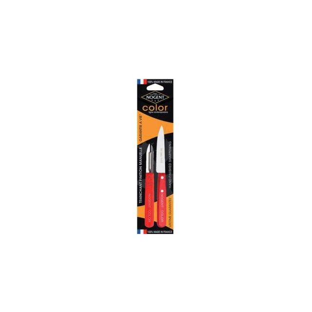 Selection Brico-travo Gamme color ls rouge