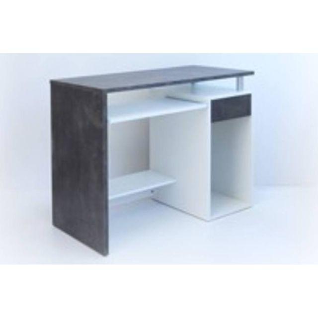 bureau coulissant simple charmant meuble de rangement. Black Bedroom Furniture Sets. Home Design Ideas