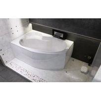 Baignoire 150 cm achat baignoire 150 cm pas cher rue for Baignoire 150x70 pas cher