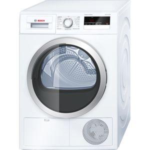 Bosch - Sèche-linge - 8 Kg - A++ - 60cm - Pose libre - Blanc