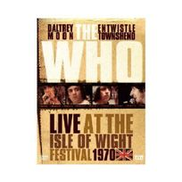 Eagle Rock - The Who - Live at the Isle of Wight 1970 special edition Import anglais