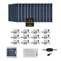 Myshop-solaire - Kit solaire 3600w autoconsommation enphase - plug & play