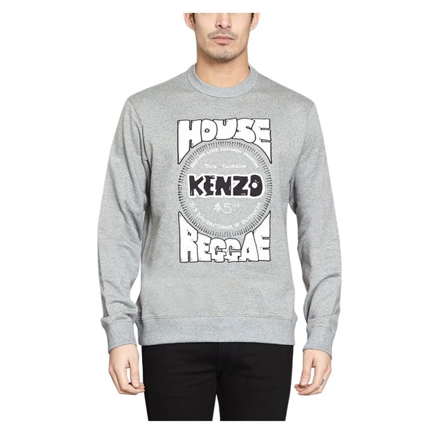 a475dcd8302 Kenzo - Sweat House Reggae 36033 - pas cher Achat   Vente Sweat ...