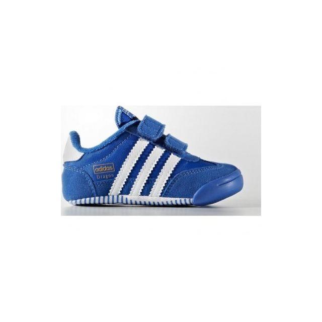 adidas dragon bleu bebe