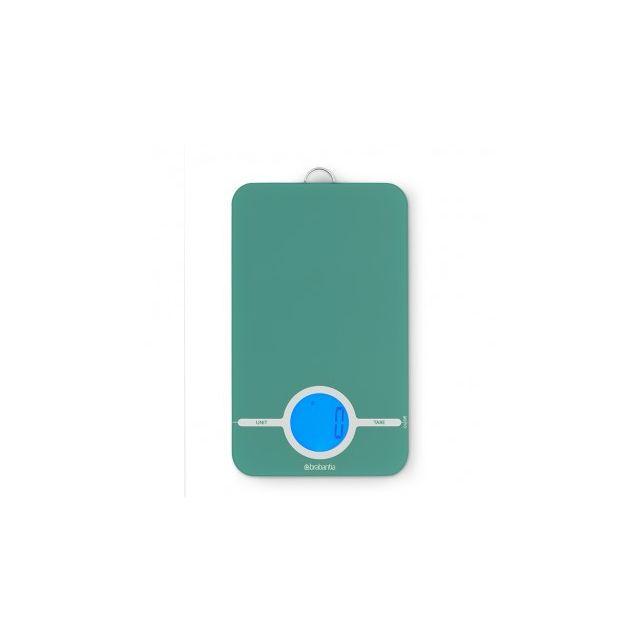 Brabantia Balance de cuisine digitale – Essential - Mint