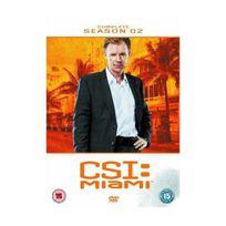 Momentum - Csi: Crime Scene Investigation - Miami - Complete - Season 2 Import anglais
