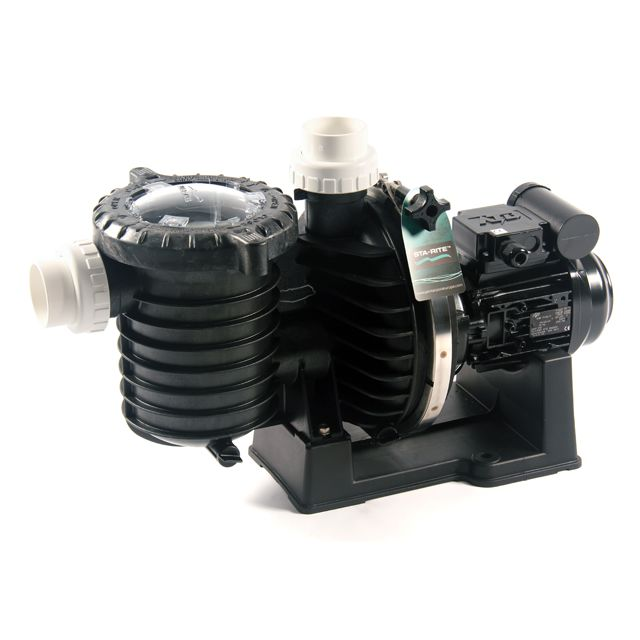 sta rite - pompe  u00e0 filtration 1cv 18m3  h triphas u00e9