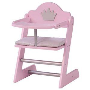 roba 98034 mobilier de poup e chaise haute de poup e sophie pas cher achat vente. Black Bedroom Furniture Sets. Home Design Ideas