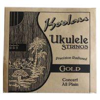 Pono Kooalau - Cordes Ukulele concert Ko'oalau Gold Nylon