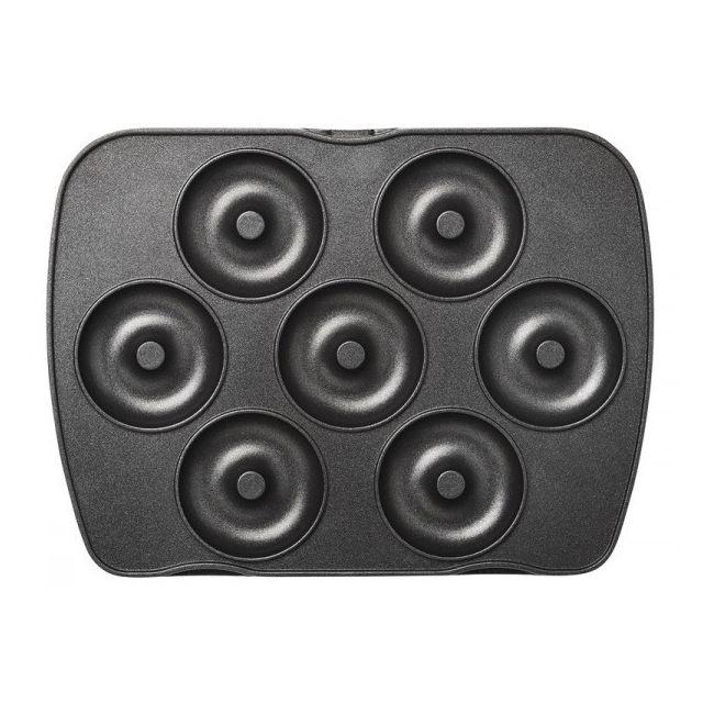 Lagrange série Premium jeu de Plaques Mini Donuts 010822 Jeu de plaques Mini DonutsCes plaques sont compatibles avec les gaufriers Lagrange de la gamme Premium