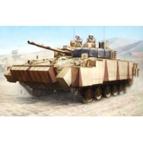 Trumpeter - Maquette Bmp-3 UAE, W/ERA Titles And Combined Screens