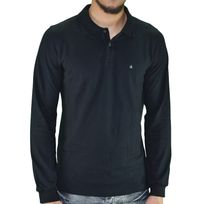 Polos à manches longues Oxbow noirs homme gv36GlkkQ