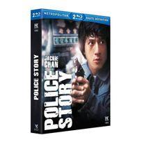 Hk - Police Story - Police Story 2 Coffret 2 Blu-Ray
