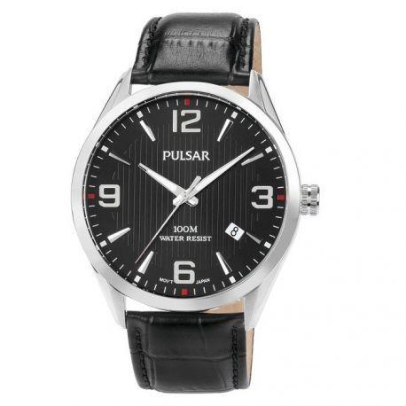 Pulsar - Montre Homme modèle Sport Noire - Ps9499X1