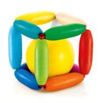 Selecta Spielzeug - Hochet en bois Cubinello