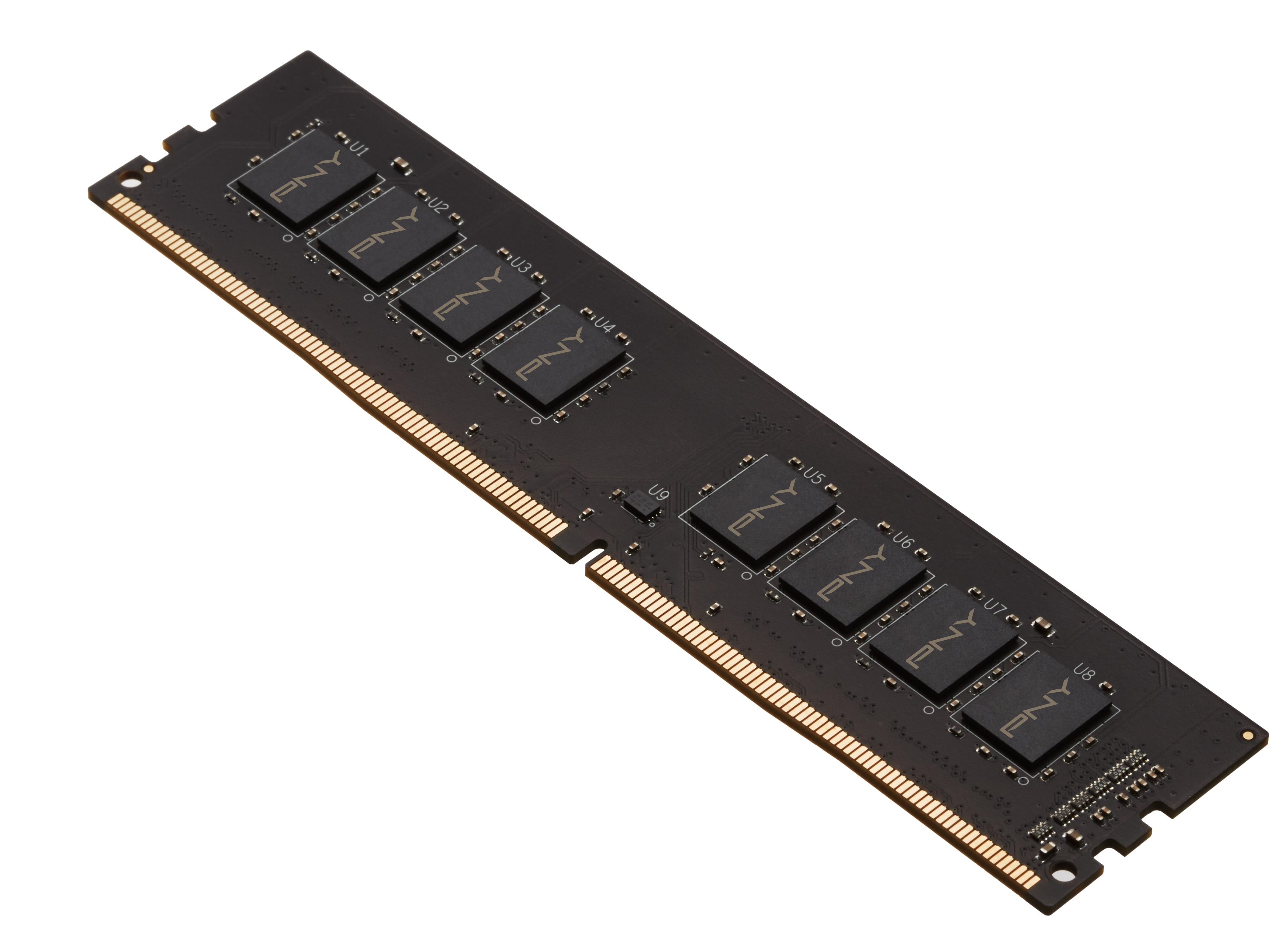 DDR4 2666 MHz - Noir