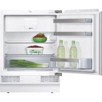 SIEMENS - réfrigérateur sous plan à pantographe intégrable 123l a++ - ku15la65