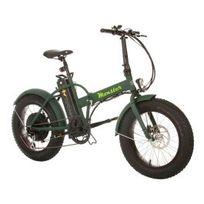 Tucano - Vélo électrique pliable Monster 20 vert kaki