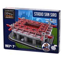 Trefl Import - Puzzle 3D 109 pièces : Stade de foot : San Siro Milan