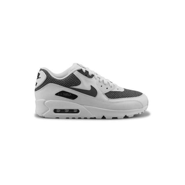 Nike - Air Max 90 Essential Blanc 537384-133 40 - pas cher Achat / Vente Baskets homme - RueDuCommerce