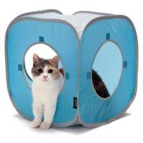 Kitty City - Cube - Aire de jeux 38x38x38cm - Pour chat