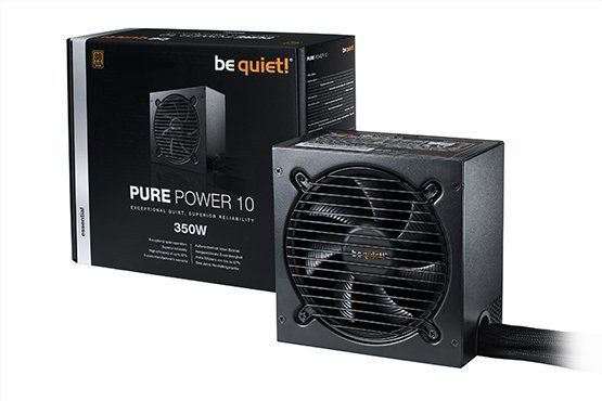 Alimentation Pure Power 10 350W 80+ Bronze