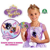 Giochi Preziosi - Accessoires Princesses Sofia : Amulette Magique + 1 couronne