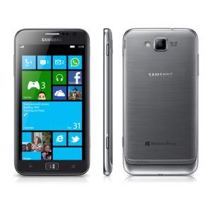 Samsung - Smartphone Ativ S Aluminium Silver