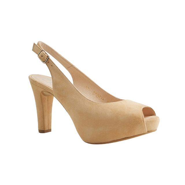 41dc41b1e7dda0 Gadea - alys40125-SANDALE Bride Arrier-beige - pas cher Achat ...