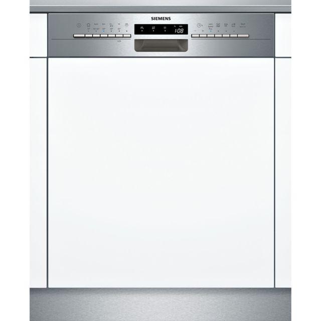 SIEMENS lave-vaisselle 60cm 14c 44db a++ tout intégrable - sn536s03ne
