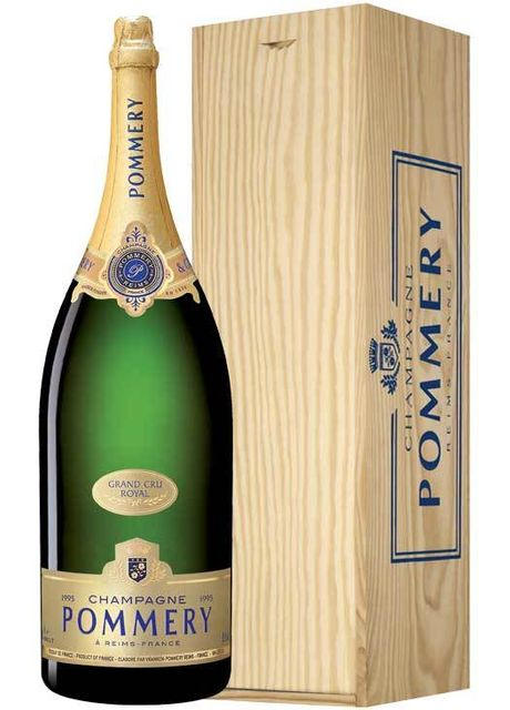 Champagne millesime 1995