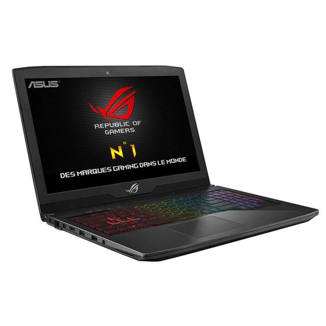 3a25696717d742 ASUS - ROG Strix GL503GE-EN149T - Noir - pas cher Achat   Vente PC ...