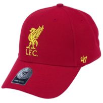 47 Brand - Casquette Fc liverpool epl red Rouge 12277