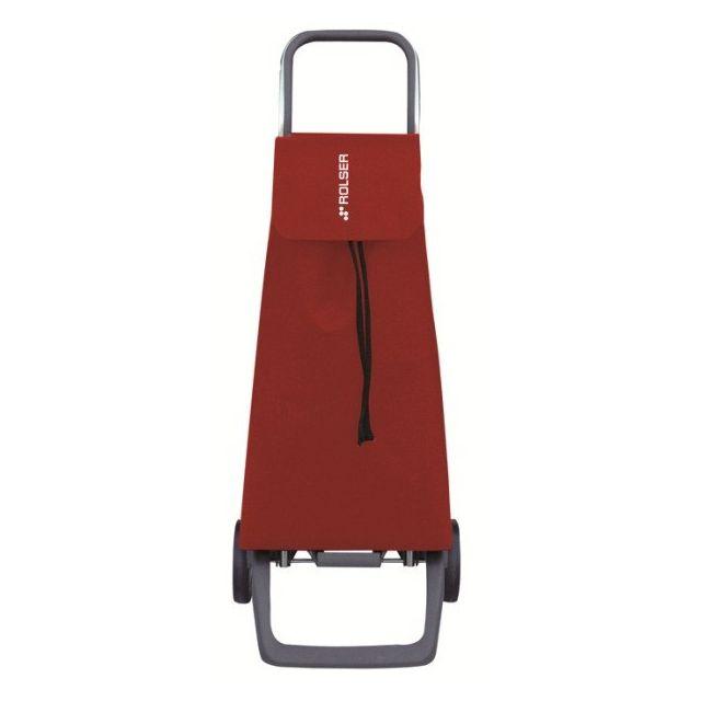ROLSER - poussette de marché 2 roues 48l rouge - jet001rojo